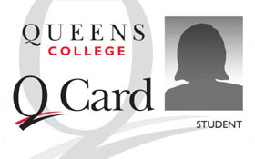 Front of QCard